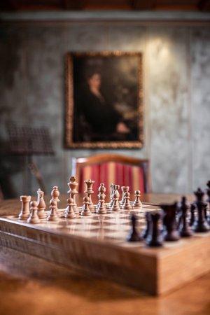 La sala giochi B&B-Hotel Cavallino D'Oro