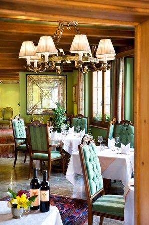 Il ristorante Castelrotto Cavallino D'Oro