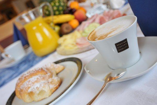 La colazione Alpenroyal - Hotel 3 stelle sup.