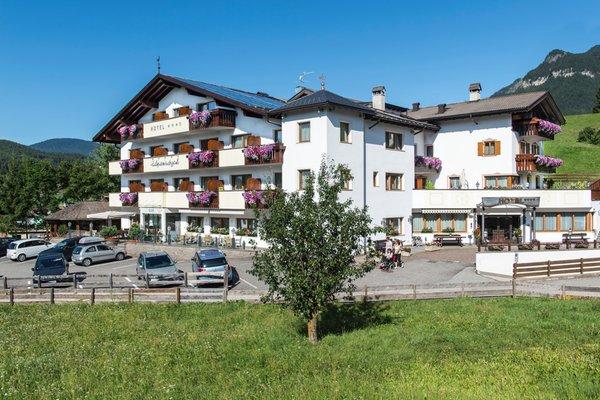 Foto estiva di presentazione Alpenroyal - Hotel 3 stelle sup.