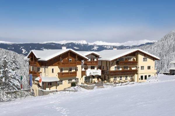Foto invernale di presentazione Panoramahotel Baumwirt - Hotel 3 stelle sup.