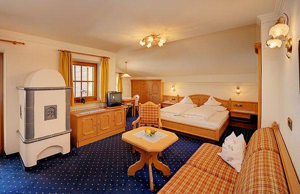Foto della camera Hotel Parc Hotel Tyrol