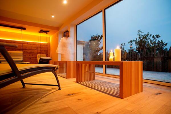 Foto del wellness Hotel Parc Hotel Tyrol