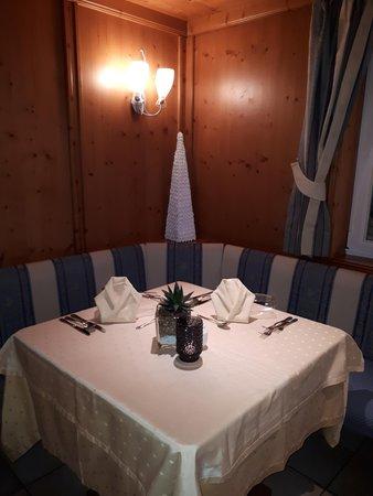 Das Restaurant Kastelruth Cristallo