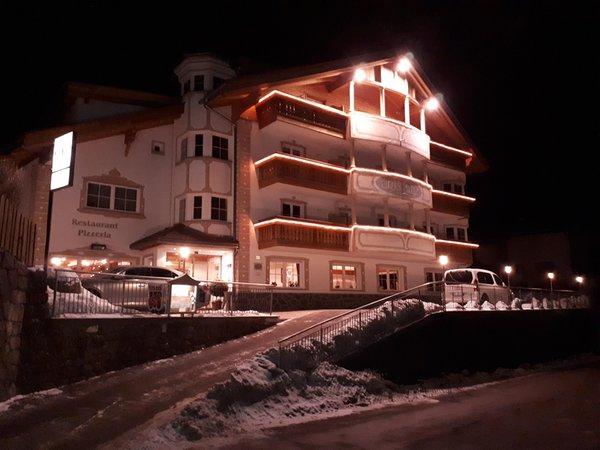 Winter Präsentationsbild Cristallo - Hotel 3 Sterne