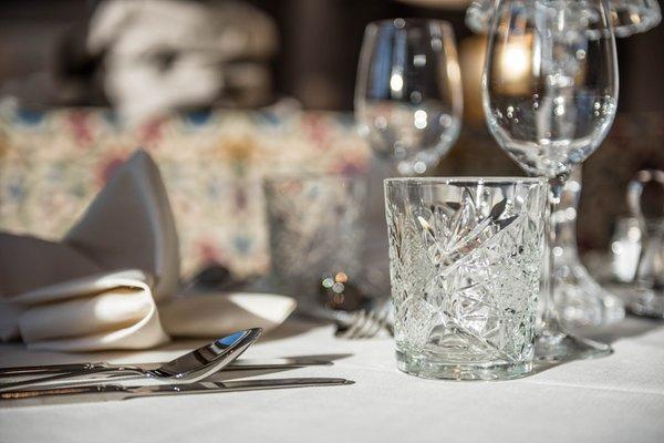 Il ristorante Castelrotto Villa Kastelruth
