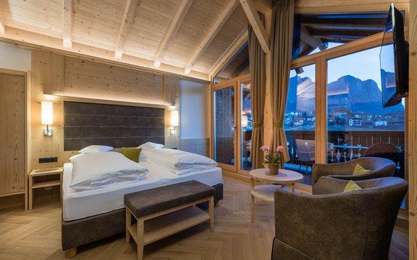 Foto della camera Hotel Villa Kastelruth