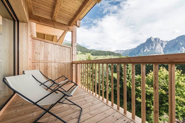 Foto del balcone Madonna