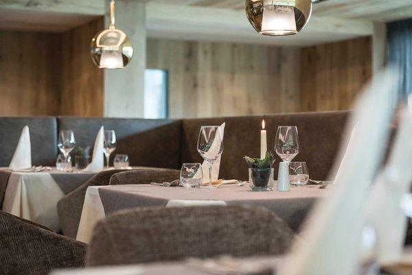 Il ristorante Castelrotto Madonna
