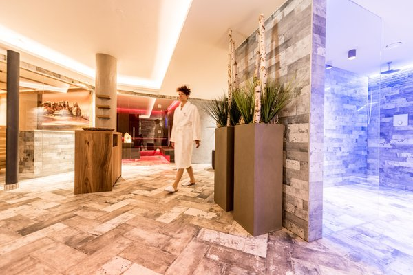 Foto vom Wellness-Bereich Hotel Pinei Nature & Spirit