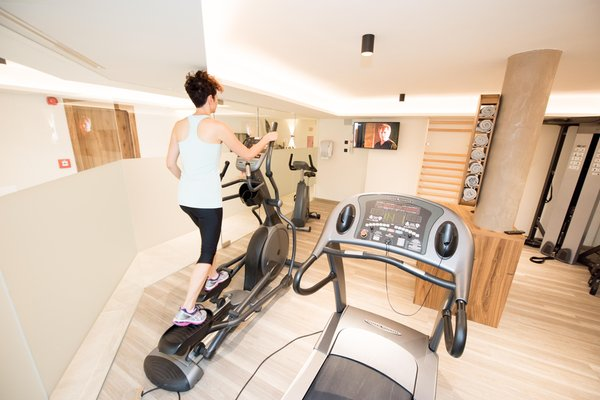Photo of the fitness area Hotel Pinei Nature & Spirit