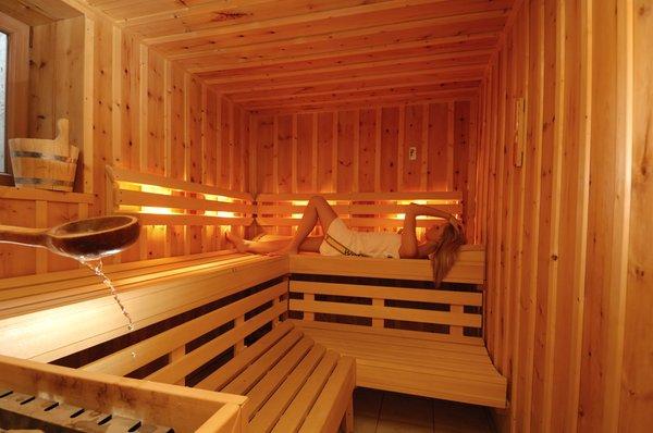 Foto della sauna Castelrotto