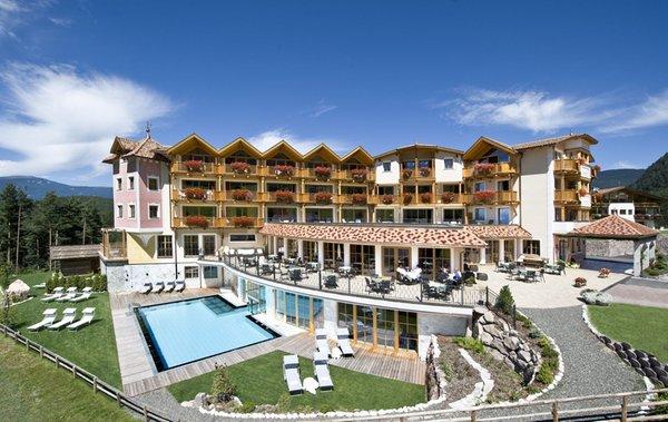 Foto estiva di presentazione Chalet Tianes - Hotel 4 stelle sup.