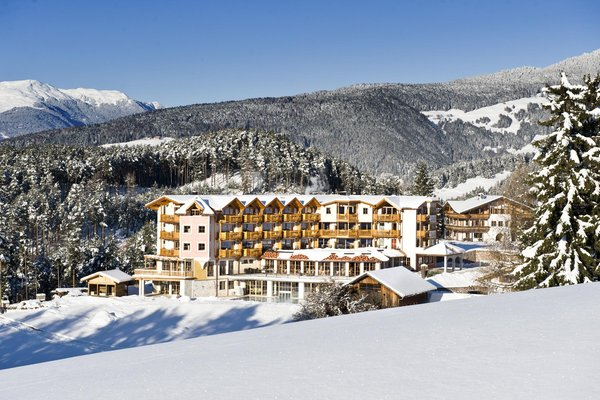 Winter presentation photo Chalet Tianes - Hotel 4 stars sup.