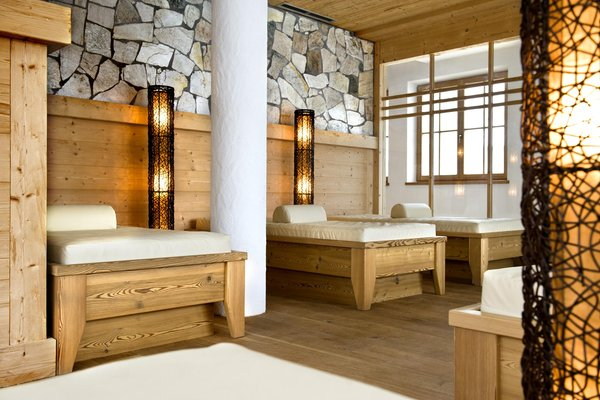 Photo of the wellness area Hotel Chalet Tianes