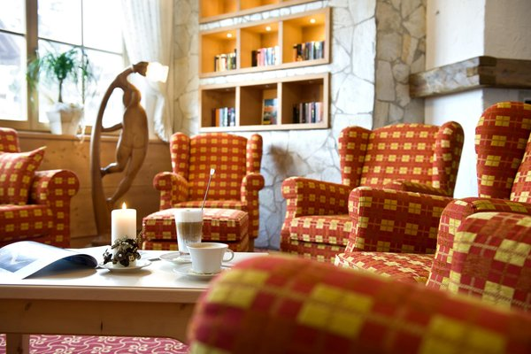 The common areas Hotel Chalet Tianes