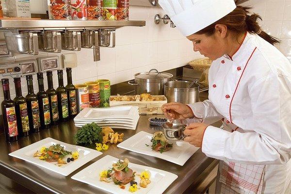 Ricette e proposte gourmet Villa Gabriela