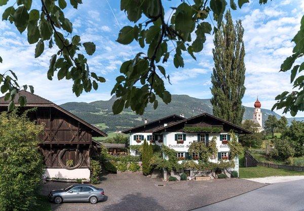Foto estiva di presentazione Gasthof (Albergo) Zu Tschötsch
