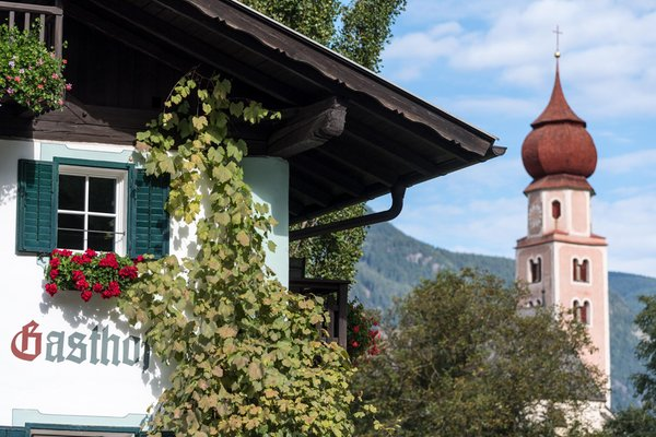Foto esterno in estate Zu Tschötsch