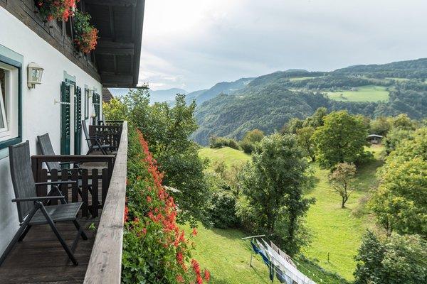 Photo of the balcony Zu Tschötsch