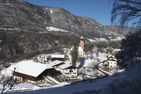 Photo exteriors in winter Zu Tschötsch