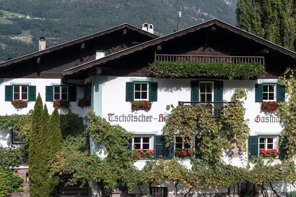 Photo exteriors in summer Zu Tschötsch