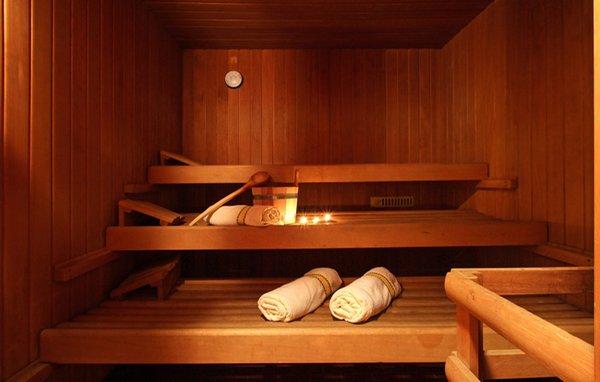 Foto der Sauna Kastelruth
