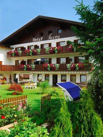 Sommer Präsentationsbild Savoy - Garni-Hotel 3 Sterne