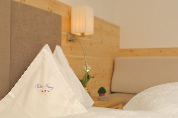 La stanza da letto Castelrotto