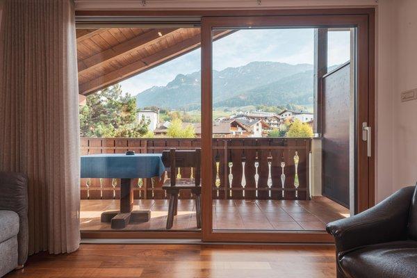 Foto del balcone Trocker