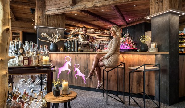 Photo of the bar ABINEA Dolomiti Romantic SPA Hotel