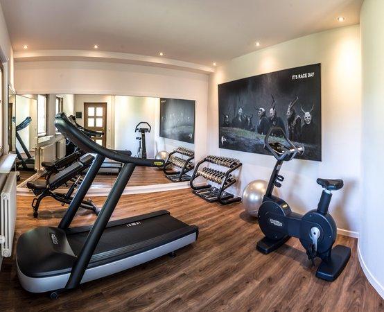 Foto vom Fitness-Bereich Residence Park
