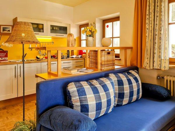 The living area Residence Zirmer