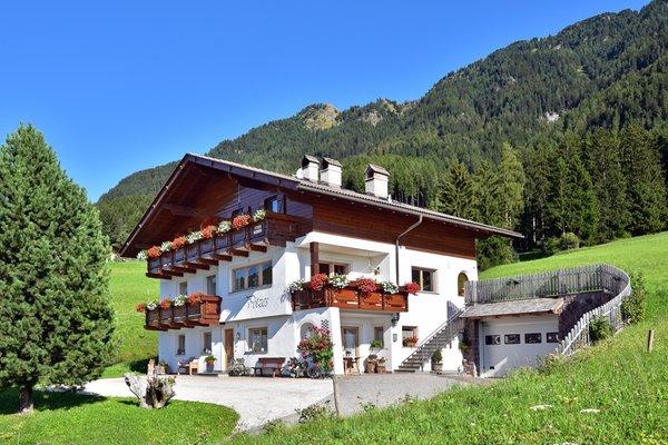 Foto estiva di presentazione Appartamenti Pötzes
