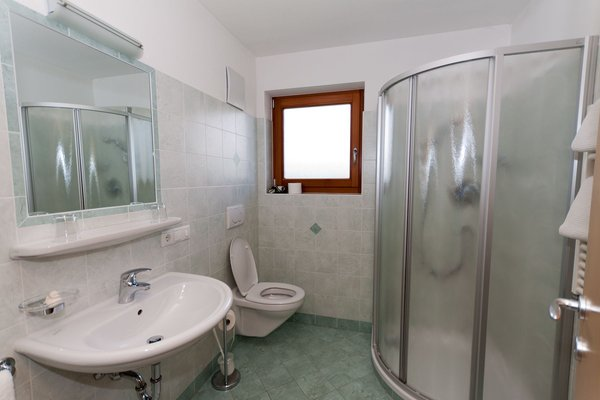 Photo of the bathroom Apartments Villa Schönau
