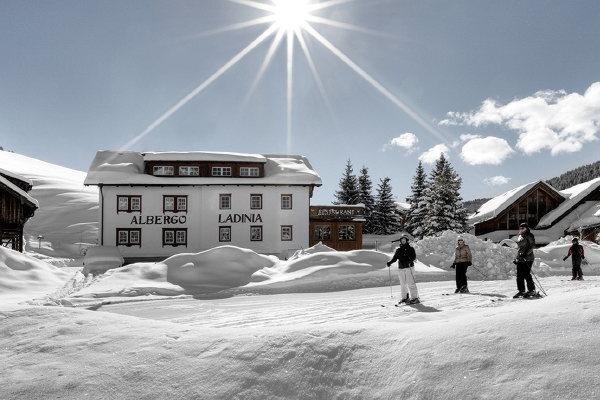 Albergo Berghotel Ladinia - Corvara - Alta Badia