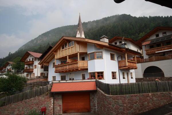 Foto Außenansicht im Sommer Casa Hinteregger