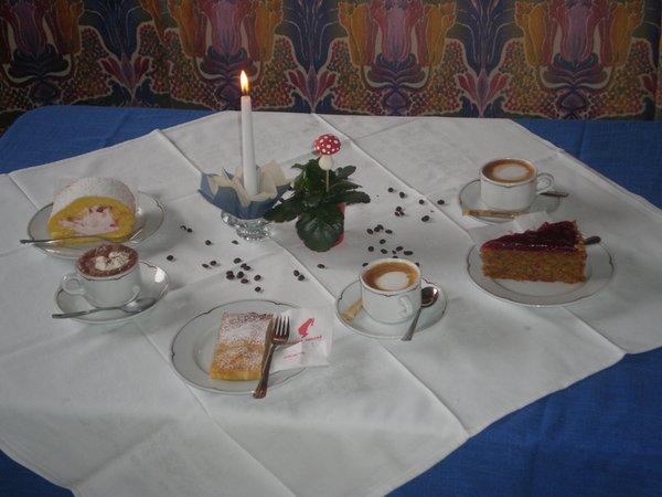 The breakfast Garni (B&B) Haus Sabina