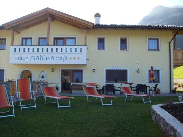 Foto Außenansicht im Sommer Haus Sabina