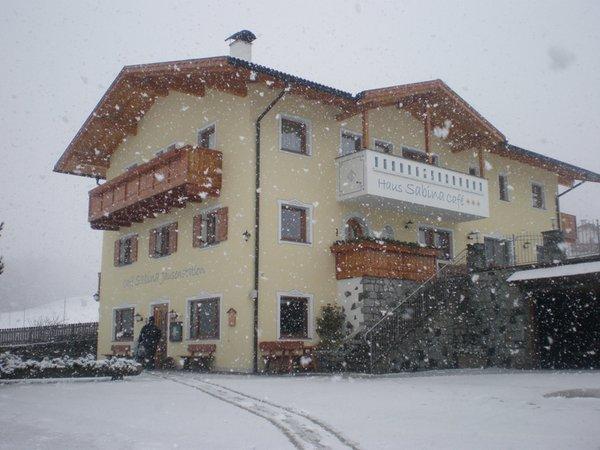 Winter Präsentationsbild Garni (B&B) Haus Sabina