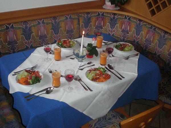 Das Restaurant Kastelruth Haus Sabina