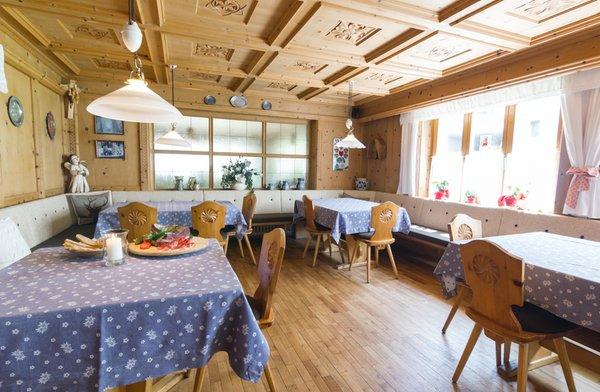 Das Restaurant Corvara Veneranda