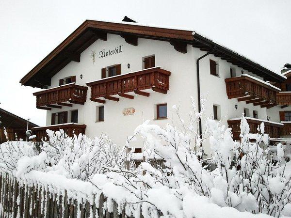Winter presentation photo Apartments Haus Unterdill