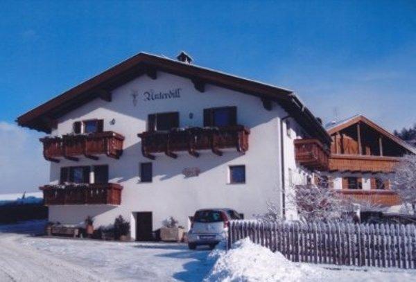 Photo exteriors in winter Haus Unterdill