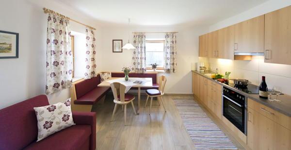 Foto della cucina Haus Waldrand