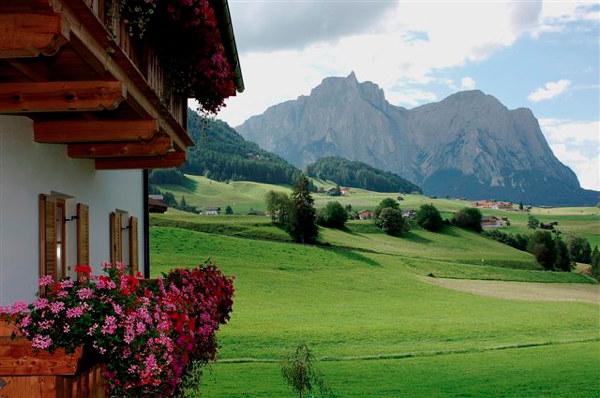 Foto vom Balkon Feger