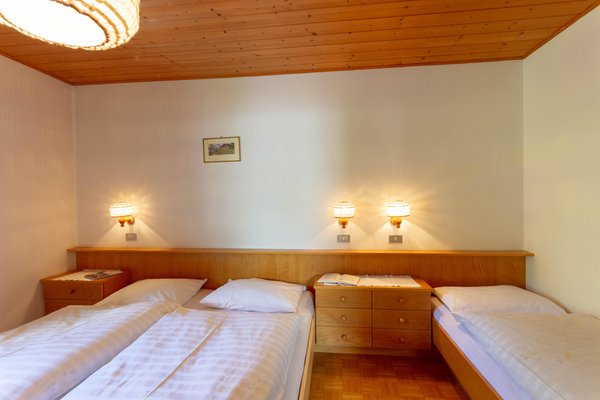 Foto della camera B&B + Appartamenti in agriturismo Grafhof