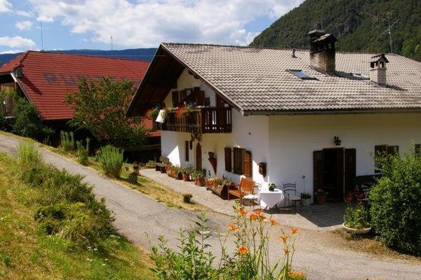 Sommer Präsentationsbild Rundschuhhof - Ferienwohnungen auf dem Bauernhof 2 Blumen
