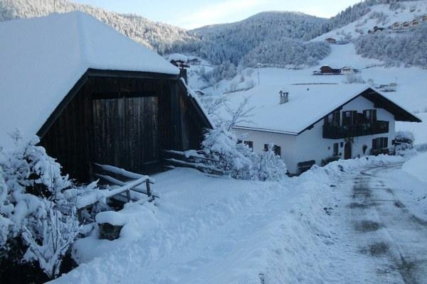 Foto Außenansicht im Winter Rundschuhhof