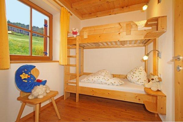 Foto della camera Appartamenti in agriturismo Ronsolhof